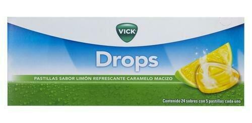 Vick Drops 24 Tablets