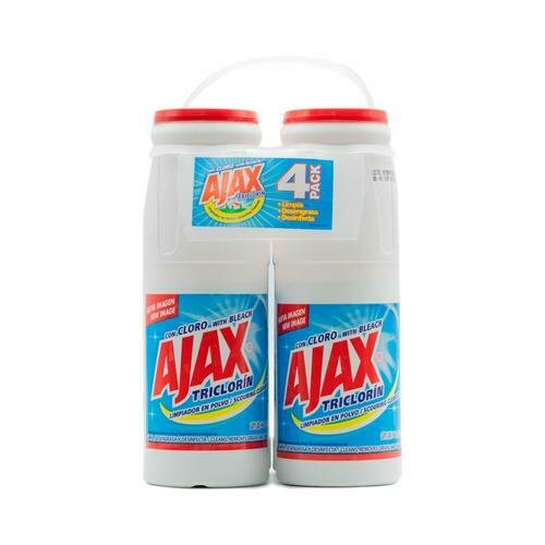 Ajax Triclorin Powder Cleaner 4 units/600 g