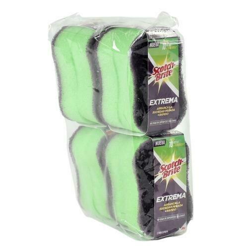 Scotch Brite Multipurpose Sponge 8 units