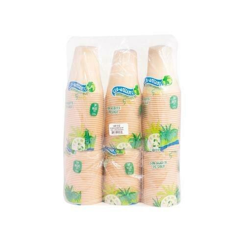 Termogreen Plastic Cups 10 oz / 180 units