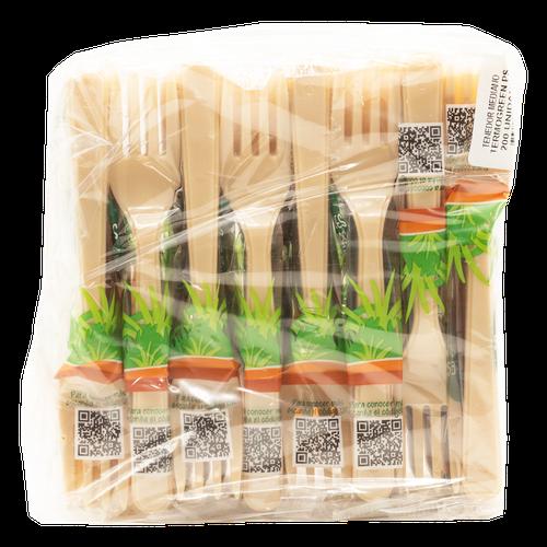 Termogreen Plastic Fork 200 units