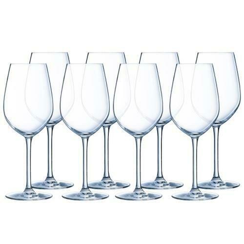 Luminarc Grand Estate Wine Set of 8