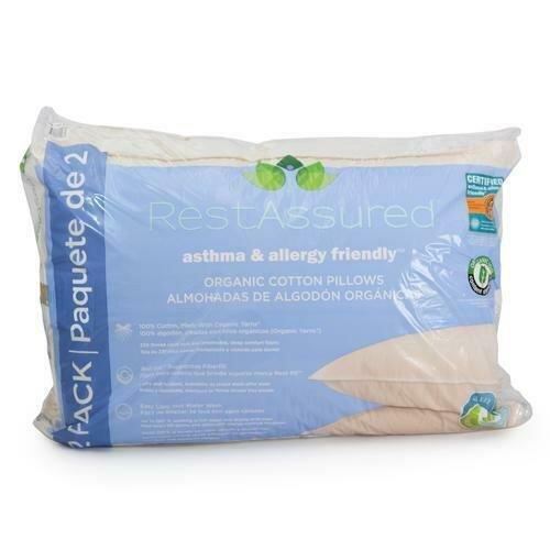 Downlite Organic Pillow 2 Pack