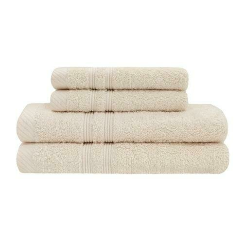 Member's Selection Luxury Hand Towels & Wash Cloths in Blush 4 Pack