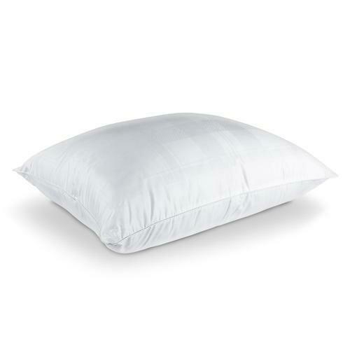 Beautyrest McKenzie Plaid Pillow Tw Pk Jumbo
