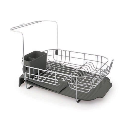 KitchenAid Satin Wire Expandable Dish Rack