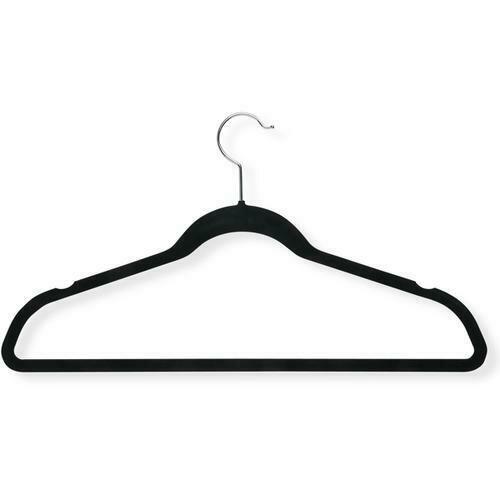Flocked Hangers 50pk