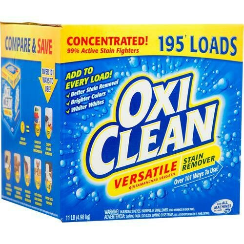 Oxi Clean Stain Remover 11 lbs