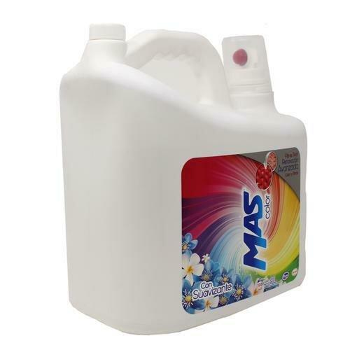 Mas Color Liquid Detergent with Softener 9lt