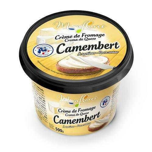 Miraflores Camembert Cheese Cream, 500 g / 1.10 lb