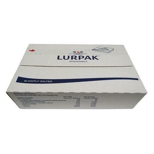 Lurpak Butter 100 ct / 8g / 0.2 oz
