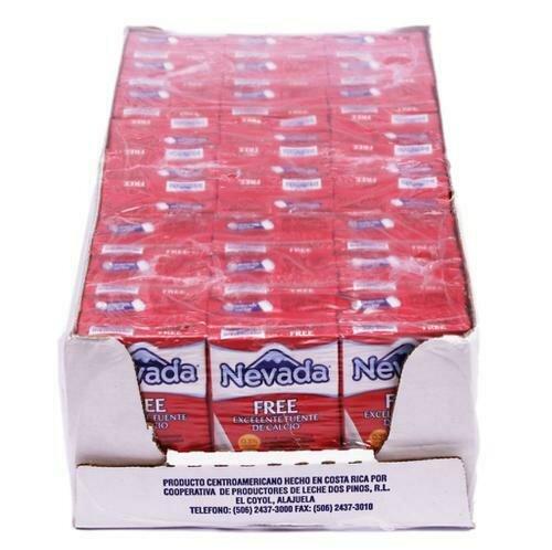 Nevada Skim Milk 27 Units/250 ml