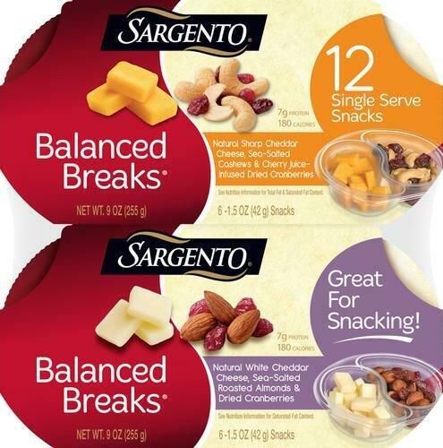 Sargento Balanced Breaks 12 pk /42 g / 1.5 oz