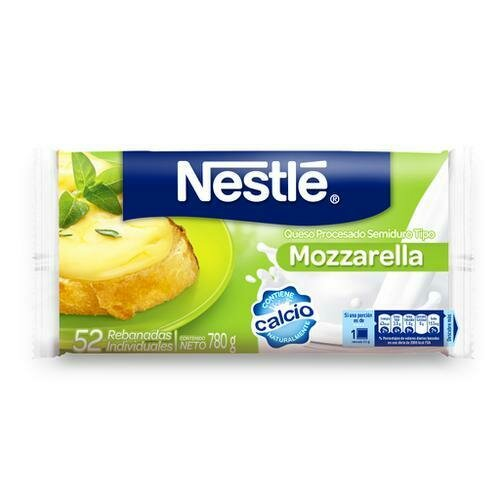 Nestle Mozzarella Cheese 780g/ 1.7 lb