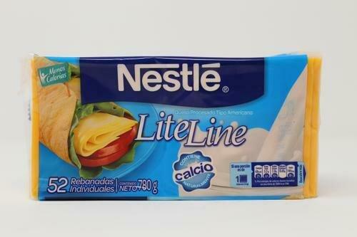 Netle American Cheese lite line 780 g / 1.7 lb
