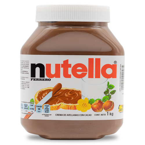 Nutella Hazelnut and Chocolate Spread 1 kg