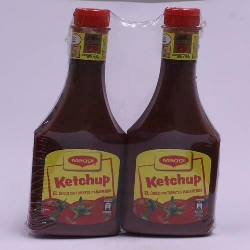 Maggi Ketchup 2 units/794 g