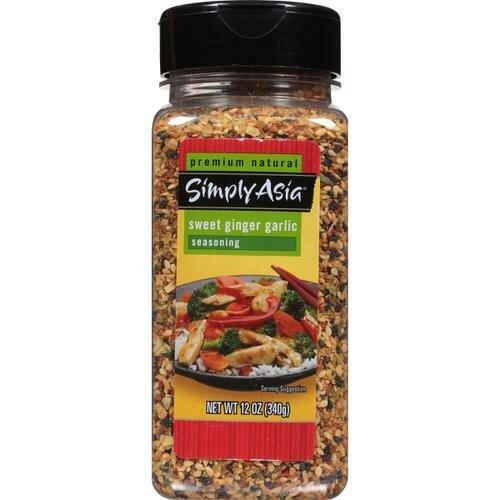 Simply Asia Sweet Ginger Garlic 12 oz