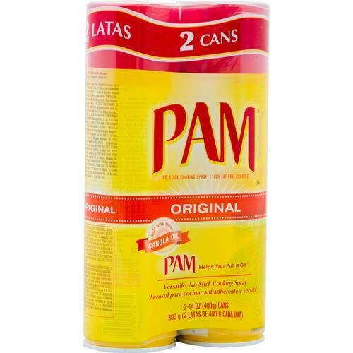 Pam Cooking Spray 2 pk/14 oz