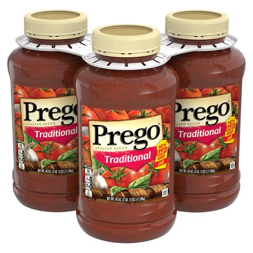 Prego Traditional Pasta Sauce 3 pk/45 oz