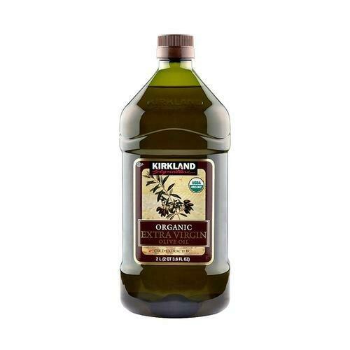 Kirland Signature Organic Extra Virgin Olive Oil 2 lt