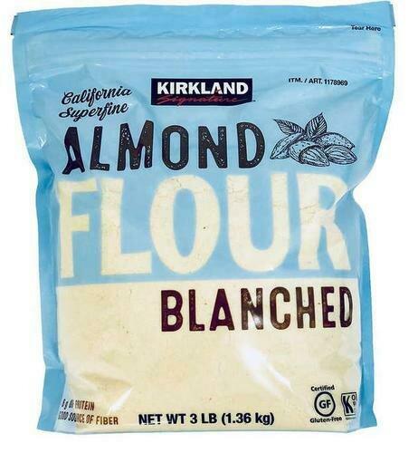 KS Almond Flour 3 lb