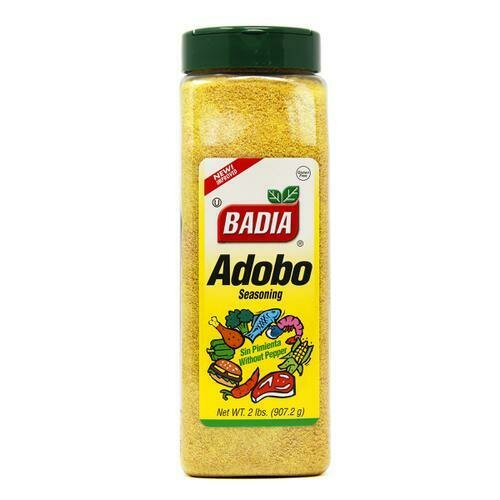 Badia Adobo without Pepper 32 oz/ 907 g