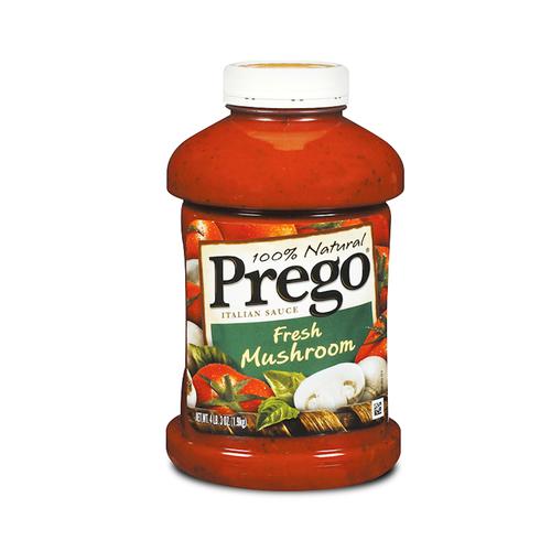 Prego Mushroom Pasta Sauce 67 oz