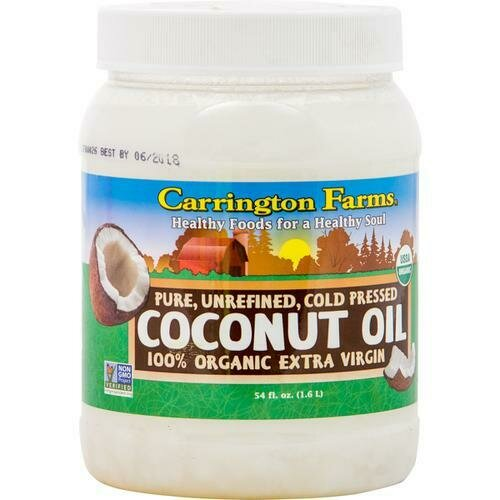 Carrington Farms Organic Coconut Oil  54 oz