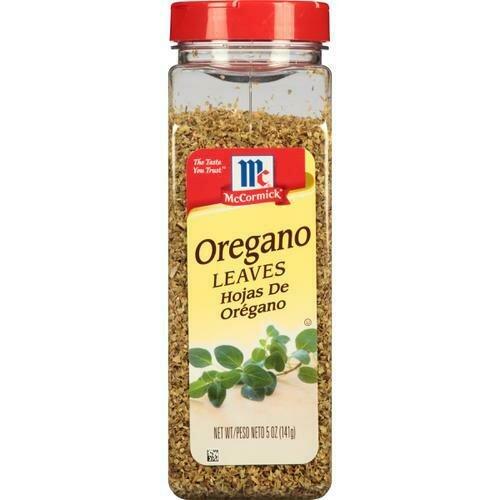 McCormick Whole Oregano 5 oz/ 141 g