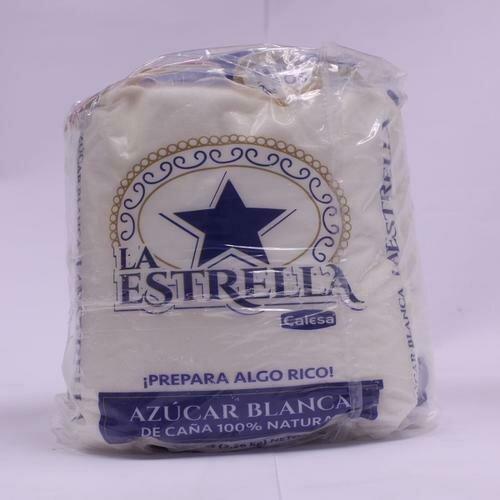 La Estrella Refined Sugar 3 units/5lb