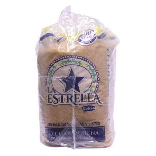La Estrella Brown Sugar 3 units/2.27 kg