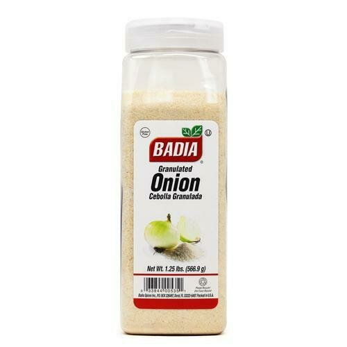Badia Granulated Onion 20 oz/ 567 g