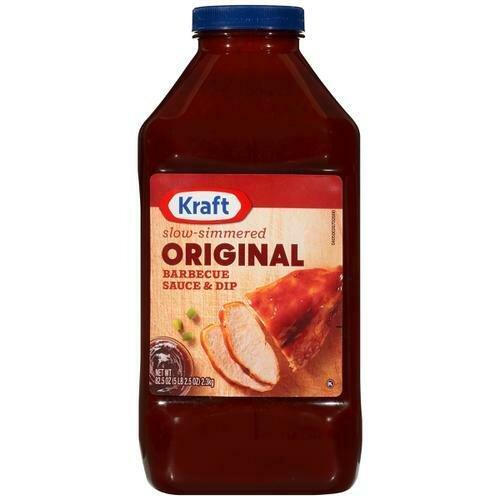 Kraft BBQ Sauce 82.5 oz/ 2.4 lt