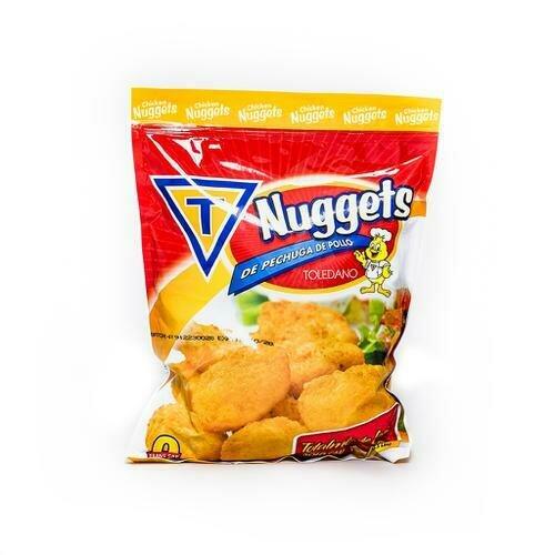 Toledano Chicken Nugget 1.36 kg / 3 lb