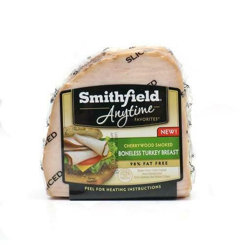Smithfield Sliced Turkey Quarter