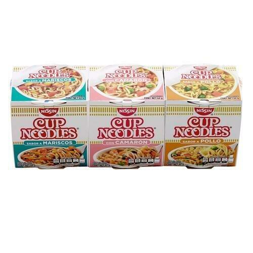 Nissin Cup O' Noodle Instant Soup 12 units/2.25oz