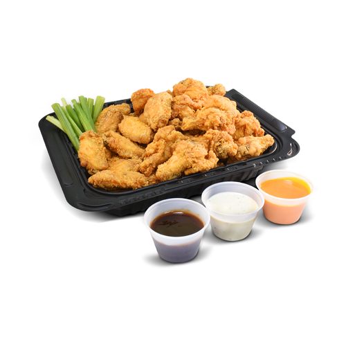 Member's Selection. Breaded Chicken Wings 36 Pieces