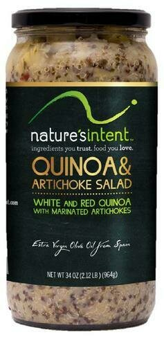 Nature's Intent Quinoa Artichoke Salad 34 oz