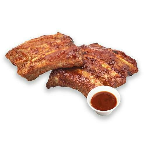 Member's Selection Rotisserie Rib with BBQ Sauce, Hot