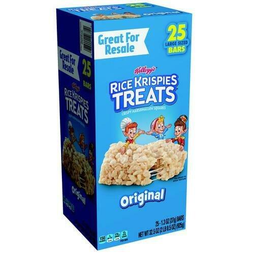 Kellogg's Rice Krispies Treat 25 pk/1.3 oz