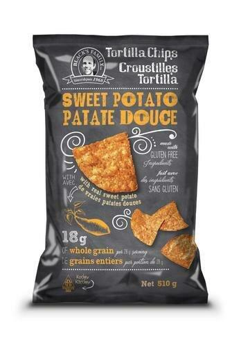 Black's Family Sweet Potato Chips 18 oz
