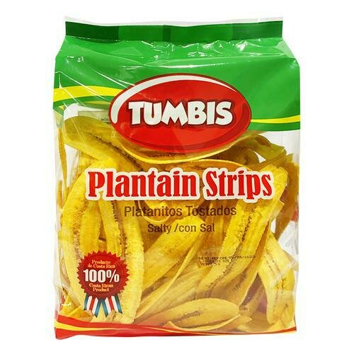 Tumbis Plantain Strips 2 Units/350 g