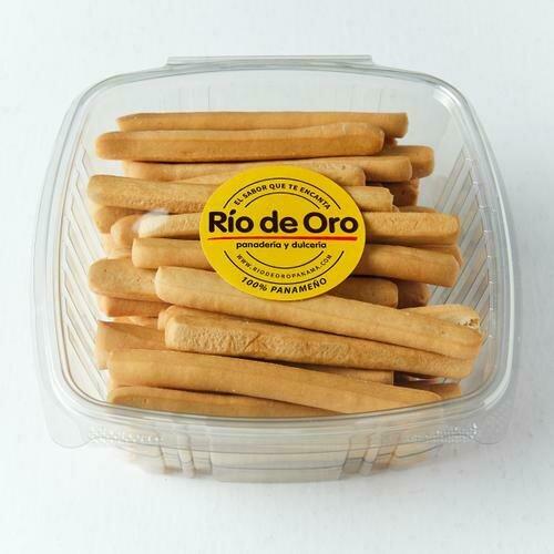 Panadería Río de Oro. Crunchy Breadsticks 50CT