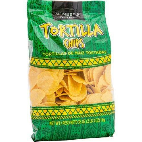 Member's Selection Tortilla Chips 1 kg / 2 lb 3 oz