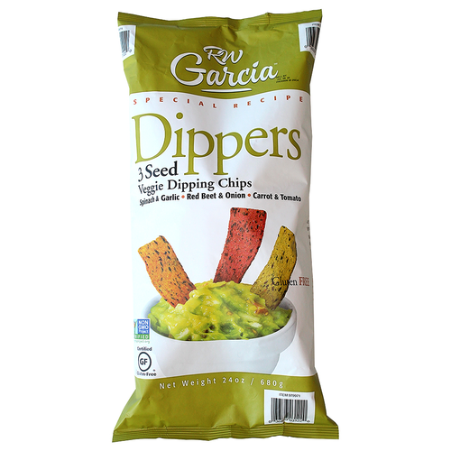 RW Garcia Organic Veggie Dipping Chips