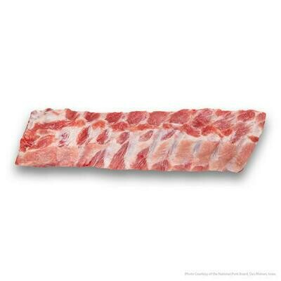 Member's Selection Whole Rack Frozen Baby Back Ribs, Vacuum Packaged
