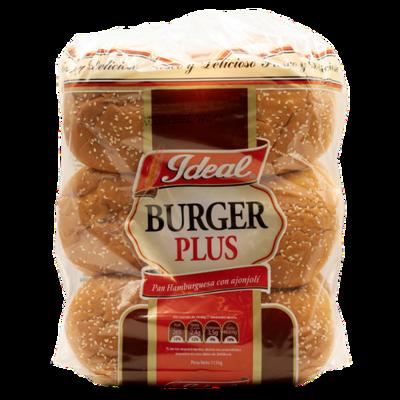 Ideal Bakery Burger Plus 1.14 kg