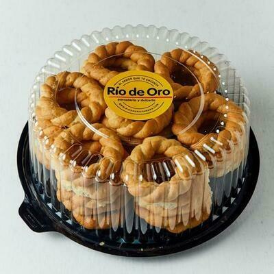 Panadería Río de Oro. Rosquitas 35CT
