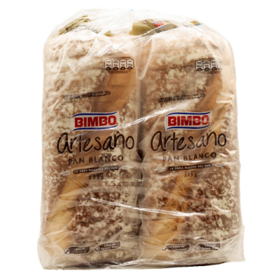 Bimbo Artisan Bread 2 units/535g